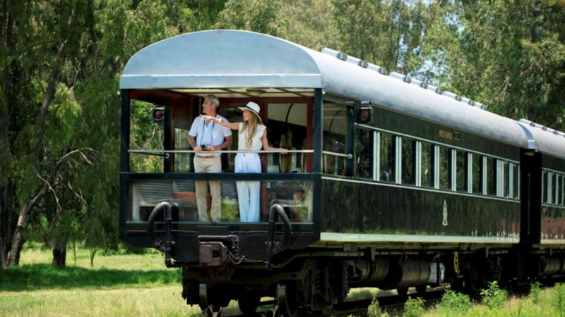Thrilling Victoria Falls and Luxurious Rovos Rail Journey - 4 Nights